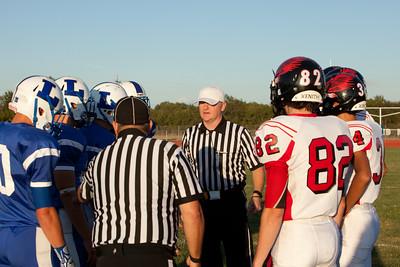 KHS football vs. Lyons 9-11-15