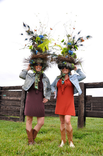 Queens Cup Steeplechase Mineral Springs, NC 2012