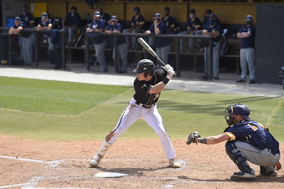 Baseball UNCG Saturday