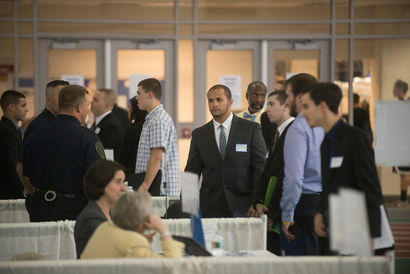 Career Fair- Fall 2013