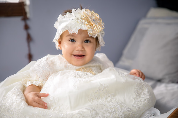 BABY VICTORIA's BAPTISM