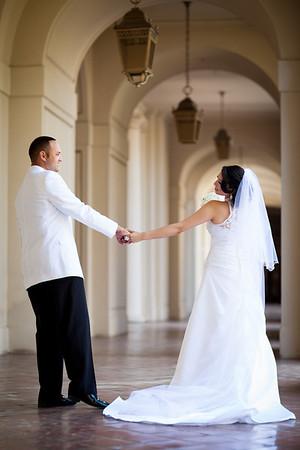 Andi & James Wedding