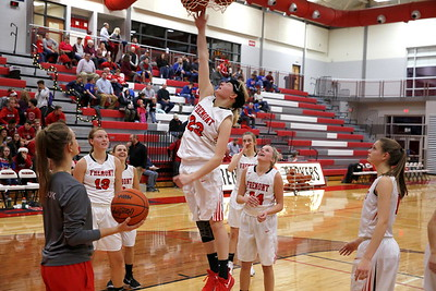 Girls Varsity Basketball - 12/8/2017 Chippewa Hills
