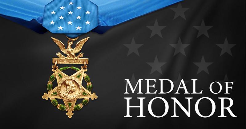 2018 Medal of Honor Motorcade
