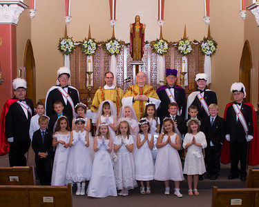 2016 First Holy Communion
