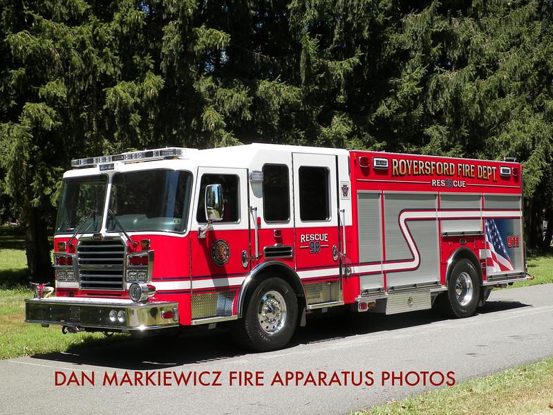ROYERSFORD FIRE DEPT.
