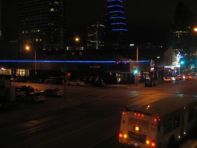 Night in Austin