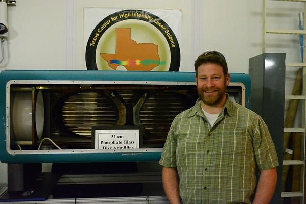 Texas Petawatt Laser Center