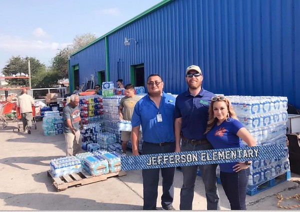 Hurricane Donations 2017
