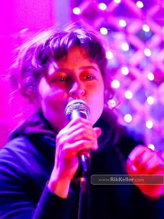 Mirah at Sophia's Thai Kitchen 4/14/2011
