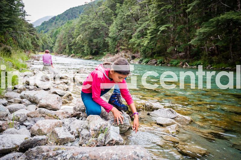 The Pounamu/Greenstone River