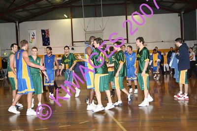 Parramatta Vs Comets 6-7-07