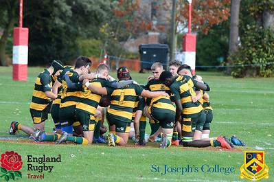 St Peter's RC High School v Denstone College