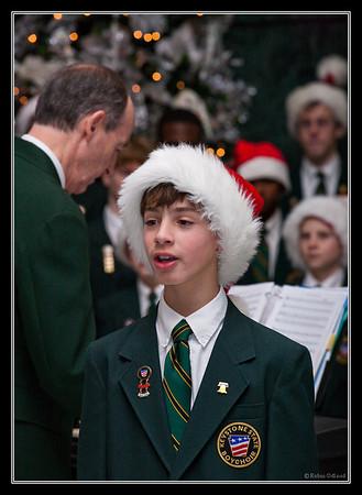KSB Holiday Caroling