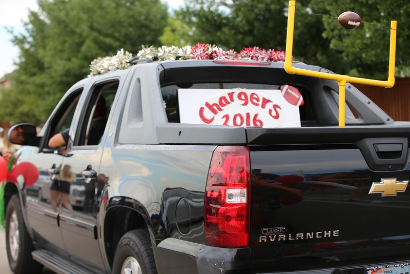 Central High School Homecoming Parade