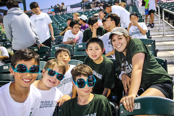 July 27: Fun with the Fisher Cats
