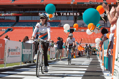 Dolphin Cycling Challenge - November 4, 2012