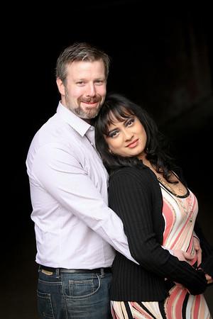 Anjali & Chris