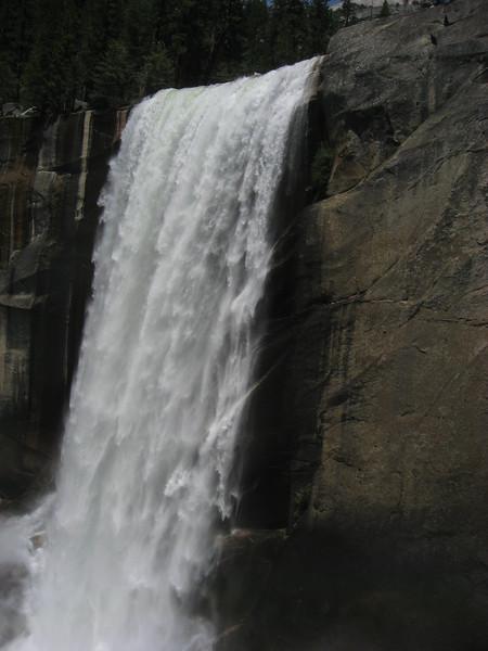 Vernal Falls in May
