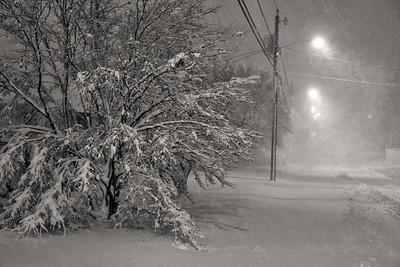 Blizzard of 2013 - 08/09 February 2013