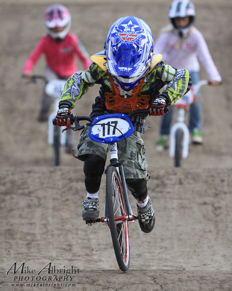 Capitol City BMX, Salem, Oregon
