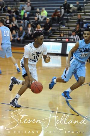 Boys Basketball - Varsity: Stone Bridge vs Millbrook 12.22.2014 (by Steven Holland)