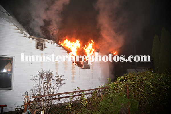LEVITTOWN FD RED WING LANE FIRE