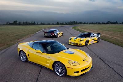 Corvettes, Hotrods, & Classics Wallpaper