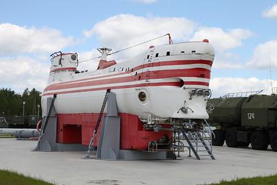 Deep-submergence Vehicle