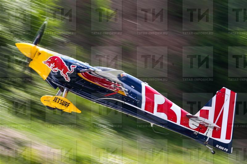 Венгрия. Будапешт. 20.07.2017 - тренировочные полеты участников Red Bull Air Race (фото: Ильнар Тухбатов/ ИА Татар-Информ)