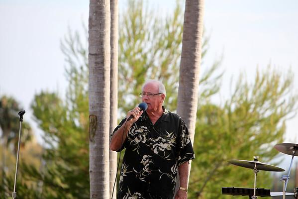 Sunset Series III Newport Beach The Four Freshmen 8/1/2012