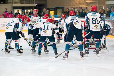 MK Lightning Vs Edinburgh Capitals 26-10-17