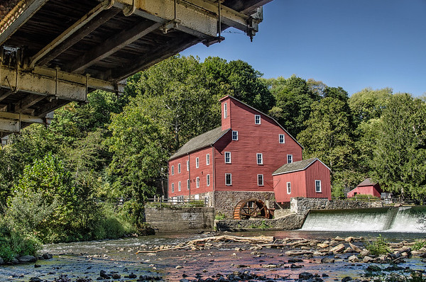 Red Mill Museum Village - Sept 2016