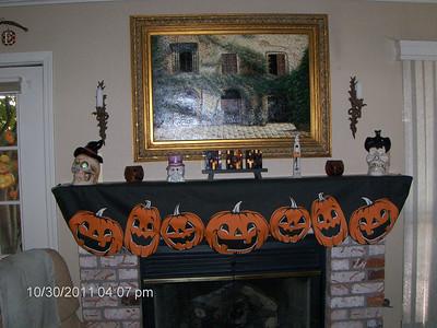 Pre-Halloween and Halloween 2011