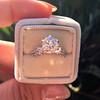 1.59ct Round Brilliant Diamond Ring GIA J SI1 13