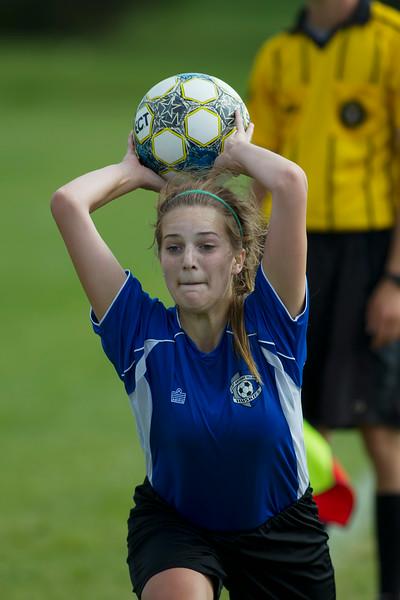 U16 Girls SA vs Waconia - 7/20/14