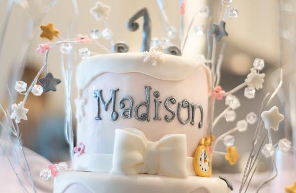 Madison's 1st Birthday