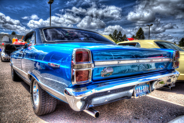 67 Ford Fairlane 500 XL