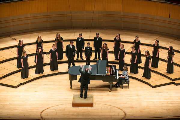 8. Goldenview Middle School Chamber Choir
