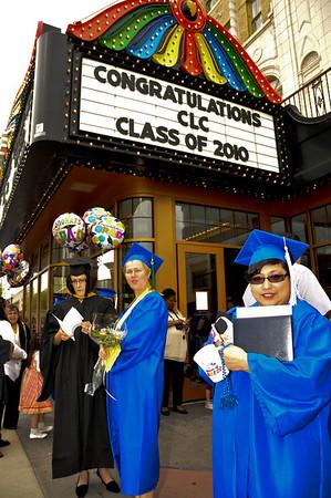 Dolores Graduation