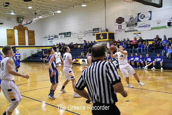 Basketball vs North Iowa