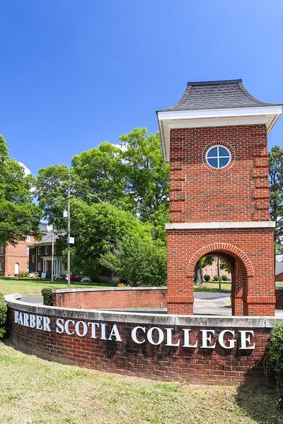 2021.4.28 - Barber Scotia College