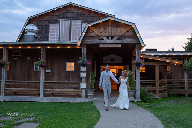 Merridale Cidery Wedding