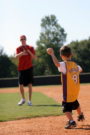 Baseball Camp Fall