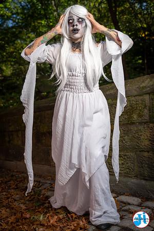 @legendofanakin Halloween Photoshoot Central Park October 2020