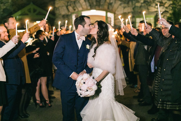 Braden and Paige Tie the Knot