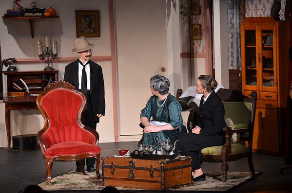 Arsenic & Old Lace - 11/7/15 Performance