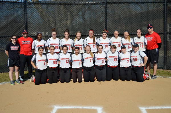 2015-16 Softball Team