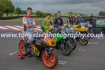 Darley Moor Junior Championship 2019