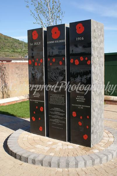 Springmartin Memorial Dedication